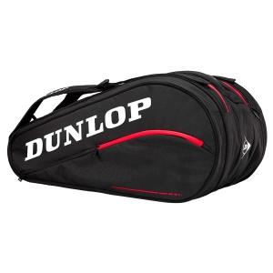 Bolsa Tenis Dunlop CX Team x 12 Bag  Black/Red 10282334