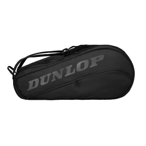 Tennis Bag Dunlop CX Team x 8 Bag  Black 10282346