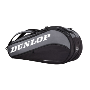 Tennis Bag Dunlop CX Team x 8 Bag  Black/Grey 10282341
