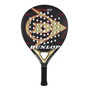 Padel Racket Dunlop Motion 2.0 Padel  Black/Gold 623783