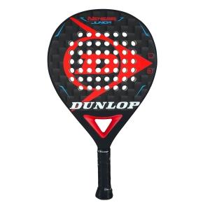 Padel Racket Dunlop Junior Nemesis Padel  Black/Red 623784