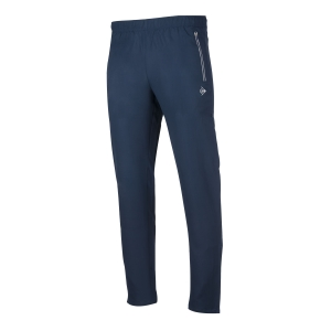 Men's Tennis Pants and Tigths Dunlop Club Pants  Navy 71342