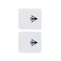 Dunlop Pro Wristbands - White