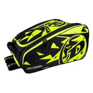 Padel Bags Dunlop Padel Pro Series Bag  Black/Volt 623790