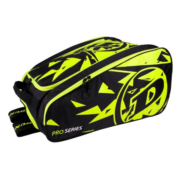 c1177f865 Dunlop Padel Pro Series Bag - Black/Volt 623790