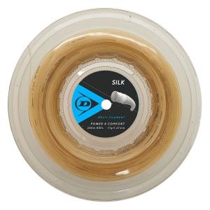 Multifilament String Dunlop Silk 1.22 200 m Reel  Natural 624824