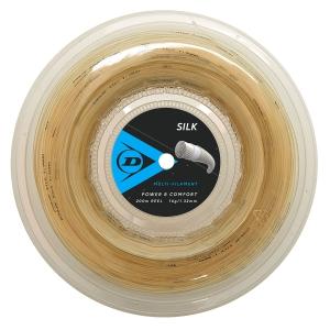 Multifilament String Dunlop Silk 1.32 200 m Reel  Natural 624823