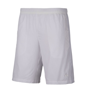 Men's Tennis Shorts Dunlop Woven Club 9in Shorts  White 71352