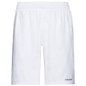 Pantaloncini Tennis Uomo Head Club 10in Pantaloncini  White 811389WH