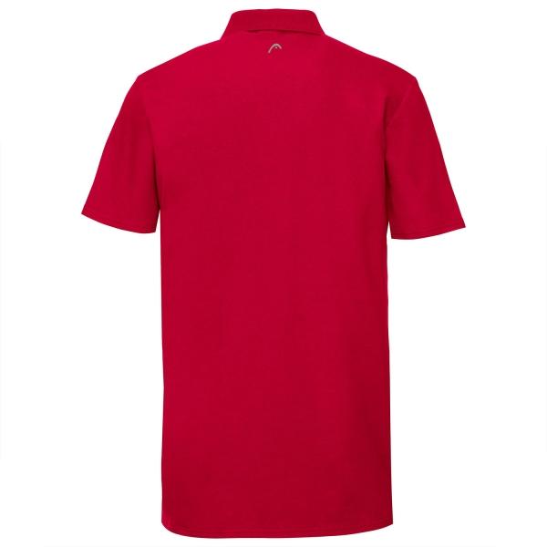 Head Club Bjorn Polo - Red