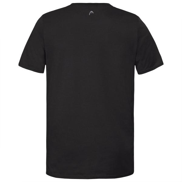 Head Club Chris Camiseta - Black