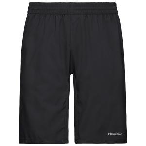Pantalones Cortos Tenis Hombre Head Club 10in Shorts  Black 811389BK