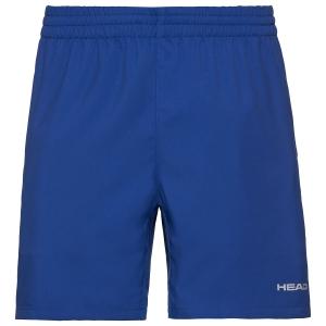 Pantalones Cortos Tenis Hombre Head Club 8in Shorts  Royal 811379RO