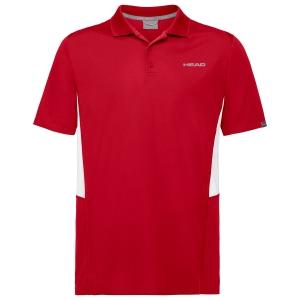Polo Tenis Hombre Head Club Tech Polo  Red 811339RD