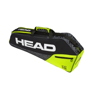 Tennis Bag Head Core x 3 Pro Bag  Black/Lime 283529 BKNY