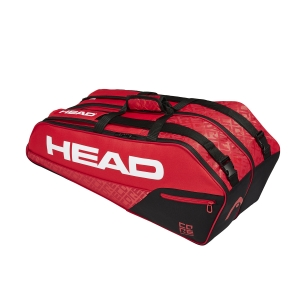 Tennis Bag Head Core x 6 Combi Bag  Red/Black 283519 RDBK
