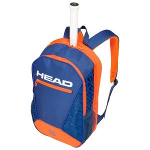 Tennis Bag Head Core Backpack  Blue/Orange 283539 BLOR