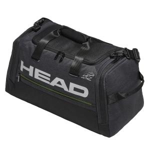 Tennis Bag Head Duffle Djokovic Bag  Dark Grey/Black 283069 DGBK