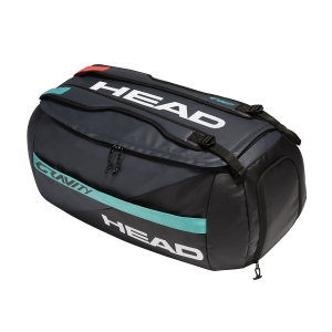 Tennis Bag Head Gravity Sport Bag  Black/Teal 283020 BKTE