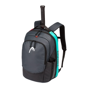 Borsa Tennis Head Gravity Zaino  Black/Teal 283030 BKTE
