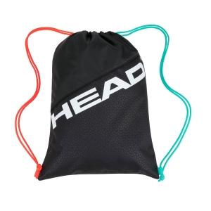 Tennis Bag Head Tour Team Sackpack  Black/Teal 283900 BKTE