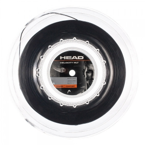Corde Multifilamento Head MultiPower Velocity 1.30 Matassa 200 m  Black 281414 16BK