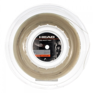 Multifilament String Head MultiPower Velocity 1.30 200 m Reel  Natural 281414 16NT