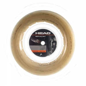 Multifilament String Head MultiTouch Reflex 1.25 200 m Reel  Natural 281314 17NT