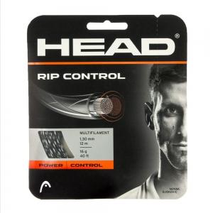 Multifilament String Head Rip Control 1.30 12 m Set  Black/White 281099 16BK