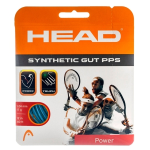 Multifilament String Head Synthetic Gut PPS 1.24 Set 12 m  Blue 281065 17BL