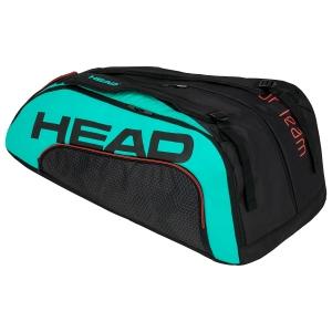 Tennis Bag Head Tour Team x 12 Monstercombi 2020 Bag  Black/Teal 283130 BKTE
