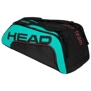 Borsa Tennis Head Tour Team x 9 Supercombi 2020 Borsa  Black/Teal 283140 BKTE