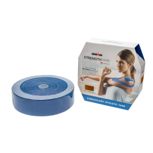 Supports Ironman Strength Tape Roll 35m  Blue PR15555RB