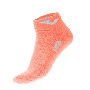 Tennis Socks Joma Ankle Socks Womens  Salmon 400027.P08SAL