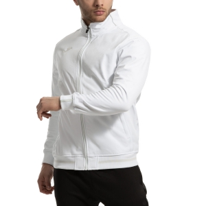 Men's Tennis Jackets Joma Campus II Soft Shell Jacket  White/Silver 100532.200