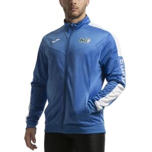 Men's Tennis Jackets Joma Champion IV Cecchinato Jacket  Royal/White 100687.702