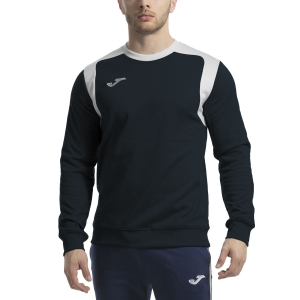 Men's Tennis Shirts and Hoodies Joma Champion V Hoodie  Navy/White 101266.332