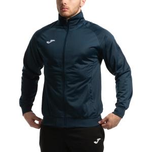 Men's Tennis Jackets Joma Gala Jacket  Navy 100086.300