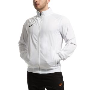 Men's Tennis Jackets Joma Gala Jacket  White/Black 100086.200