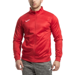 Men's Tennis Jackets Joma Grafity Jacket  Red 101369.600