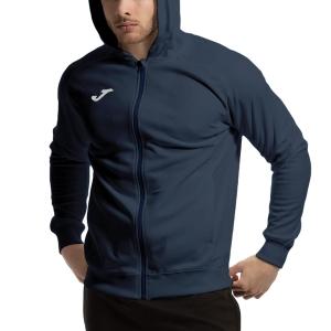 Men's Tennis Jackets Joma Menfis Jacket  Navy/White 101303.331