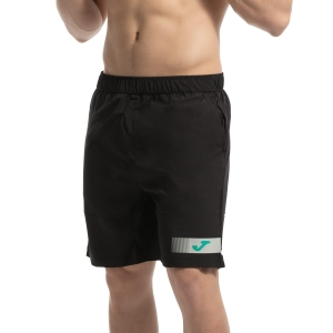 Men's Tennis Shorts Joma Open 6in Shorts  Black 101343.100