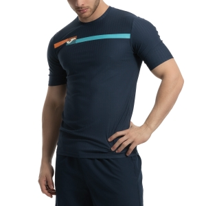 Men's Tennis Shirts Joma Open TShirt  Navy 101347.331
