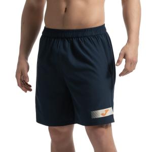 Men's Tennis Shorts Joma Open 6in Shorts  Navy 101343.331