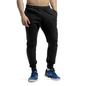 Men's Tennis Pants and Tigths Joma Panteon II Pants  Black 100889.100