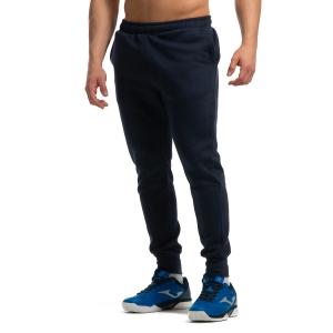 Men's Tennis Pants and Tights Joma Panteon II Pants  Navy 100889.331