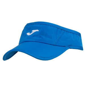 Tennis Hats and Visors Joma Women Visor Cap  Blue/White 400200.P01LBL