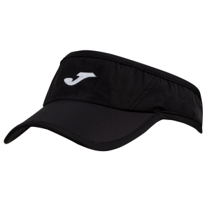 Tennis Hats and Visors Joma Women Visor Cap  Black/White 400200.P01BLK