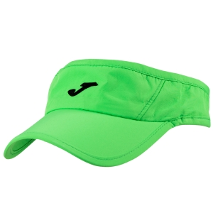Tennis Hats and Visors Joma Women Visor Cap  Green/Black 400200.P01GREEN