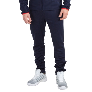 Men's Tennis Pants KSwiss Heritage Tracksuit Pants  Navy 101912400EU
